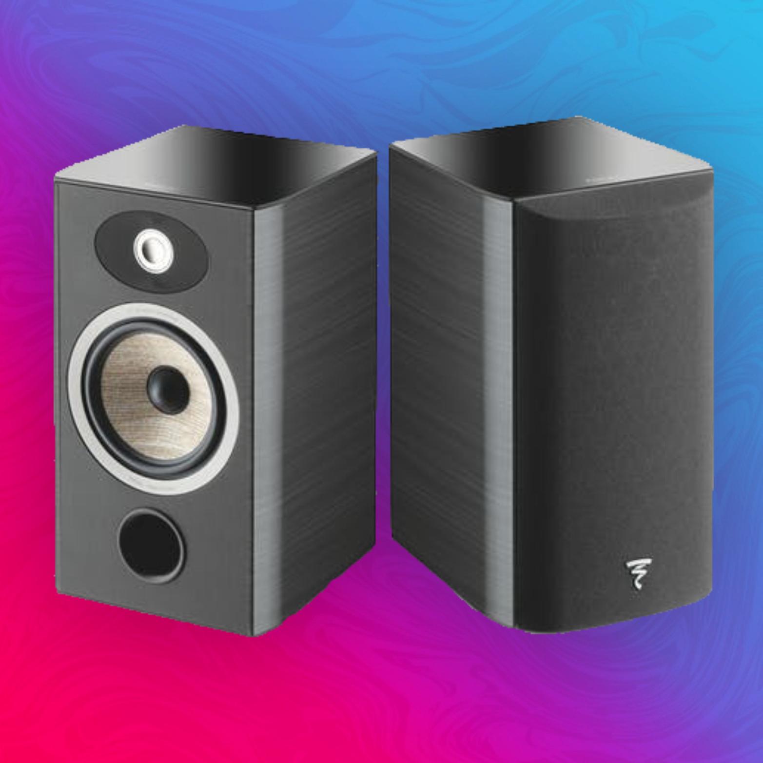 2x Focal Aria 906: 2-Wege Bassreflex Kompaktlautsprecher