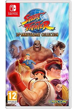 Street Fighter: 30th Anniversary Collection (Switch) für 24,81€ (Base.com)