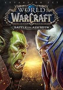 World of Warcraft: Battle for Azeroth - Standard Edition[PC]
