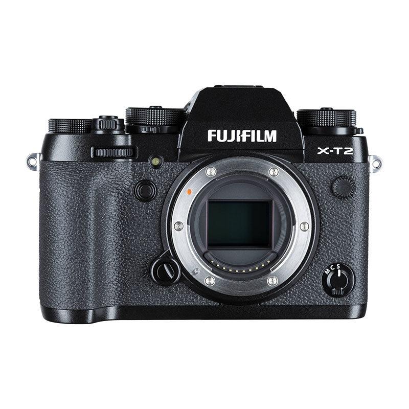 Fujifilm X-T2 Systemkamera inkl. VPB-XT2 Batteriegriff