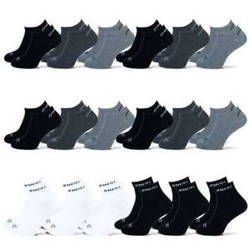 O'Neil: 12 Paar Sneaker + 6 Quarter (Herren)Socken für 21,95€