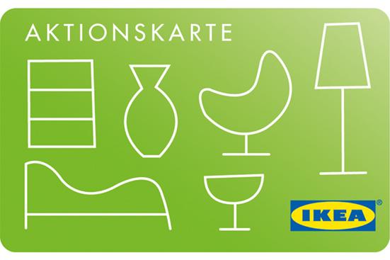 (IKEA Großburgwedel / Hannover EXPO) Büromöbel für 150.- Einkaufswert kaufen und Aktionskarte im Wert von 20.- erhalten