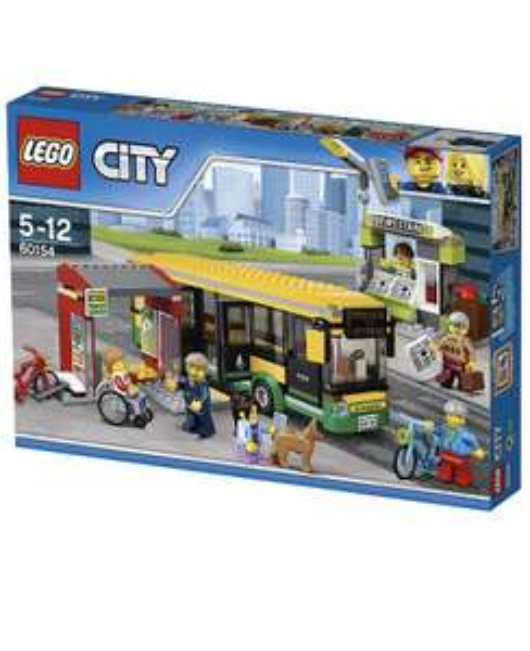 [Amazon Marketplace] LEGO City 60154 - Busbahnhof
