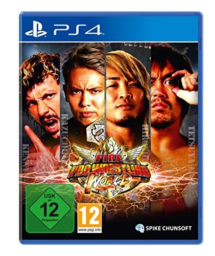 Fire Pro Wrestling World (PS4) für 8,69€ (Amazon Prime)