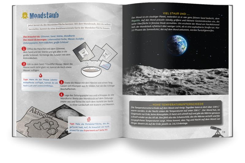 Experimente für Mondfahrer - Young Explorer