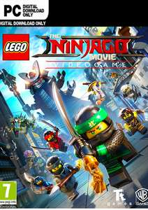 The LEGO Ninjago Movie Videogame (Steam) für 3,79€ (CDkeys)