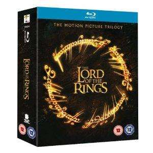 Lord of the Rings: The Motion Picture Trilogy (Blu-ray) [englisch]