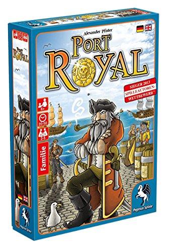 Port Royal Kartenspiel für 2 - 5 Piraten [Amazon Prime]