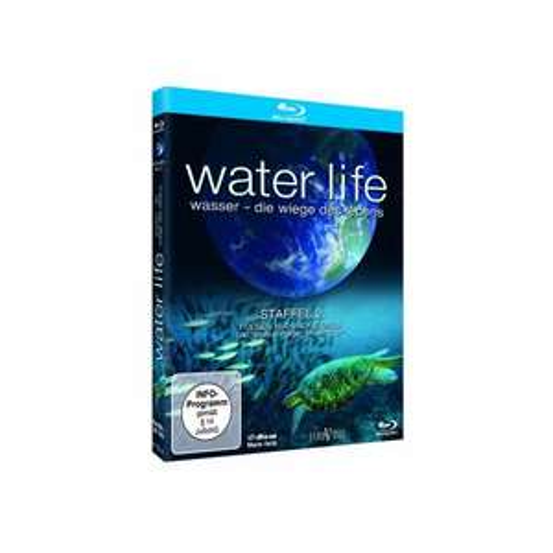 @Amazon  [Blu-ray] Water Life: Wasser - Die Wiege des Lebens, Staffel 2 (2 Discs) inkl. Versand