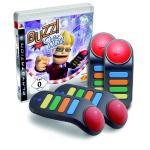 PS3 - Buzz Quiz World ink. 4 Wireless Buzzern - amazon.de
