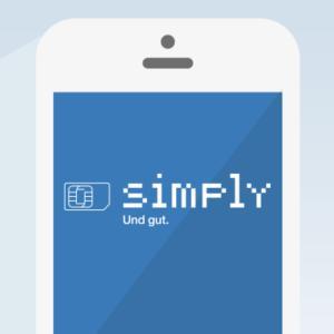 simply: 6GB LTE Tarif für mtl. 12,99€ mit Allnet- & SMS-Flat (monatlich kündbar, Telefonica-Netz)