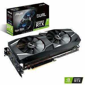 ASUS Dual GeForce RTX 2070 Advanced