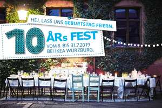 [Lokal] IKEA Würzburg - Dienstag Family Tag 15% auf alles in der Fundgrube / Mittwoch Studententag 15% auf alle Möbel in der Fundgrube