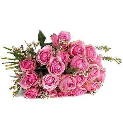 """22% Rabatt auf Rosensträuße bei Blume Ideal, z.B. Rosenstrauß """"Frisch Verliebt"""" inkl. Vase"""