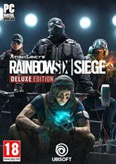 (UPlay) Tom Clancy's Rainbow Six Siege - Deluxe Edition Year 4 für 9,59 (Standard für 7,99€)€ @ Voidu