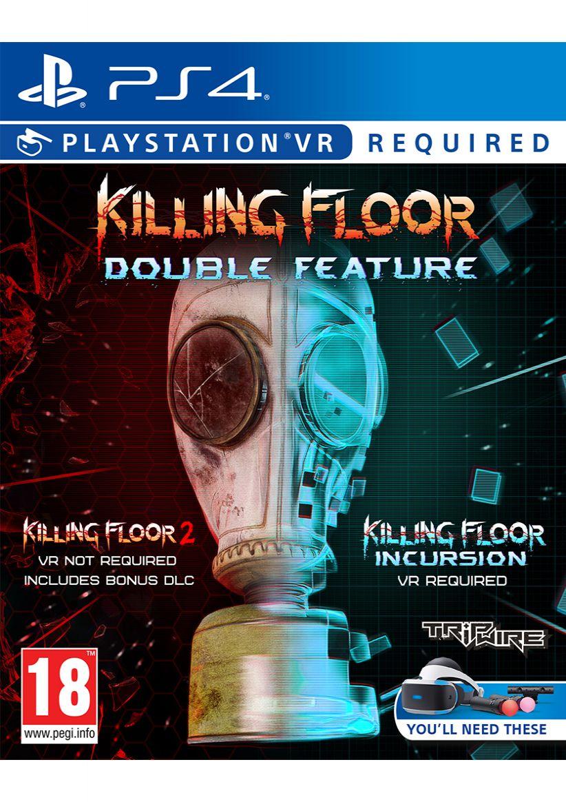 Killing Floor: Double Feature (PS4-VR) für 16,71€ (SimplyGames)
