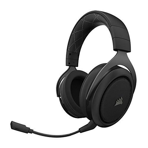 Corsair HS70 wireless gaming headset schwarz - Coupon in Artikelübersicht auswählen