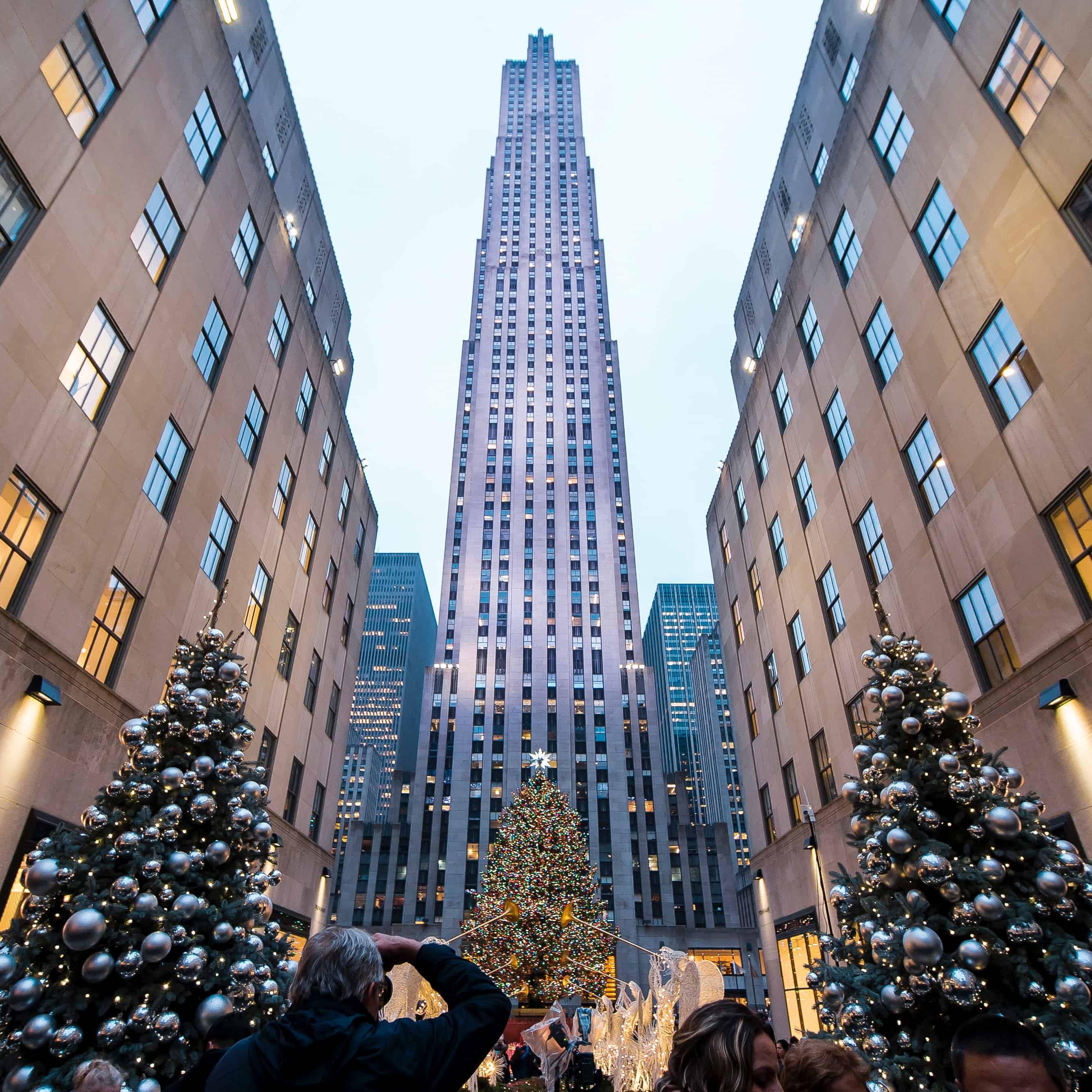Flüge USA über Weihnachten oder Silvester - New York nonstop von Frankfurt - NYC oder Los Angeles von Nürnberg und Bremen ab 316€ (Nov-Jan)