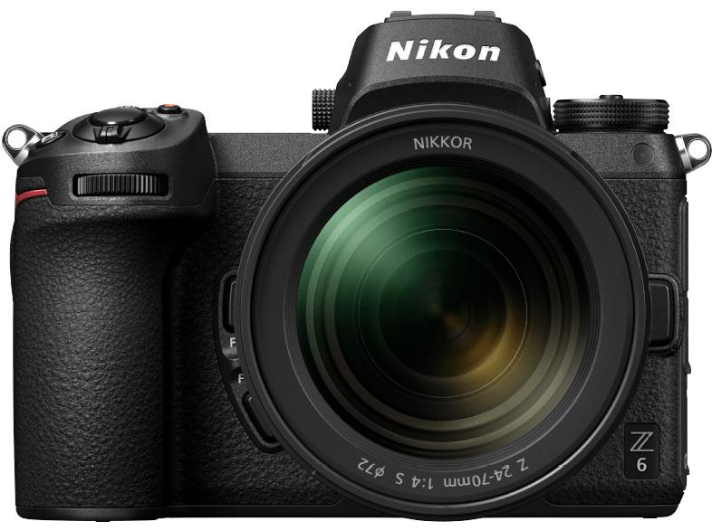 Nikon Z6 Kit 24-70mm 1:4S + FTZ Objektivadapter (MediaMarkt On- und Offline)