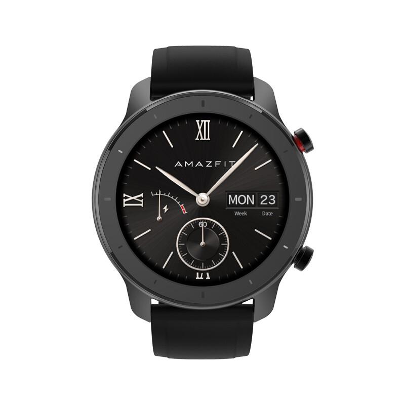 Huami Amazfit GTR Smartwatch schwarz 42mm