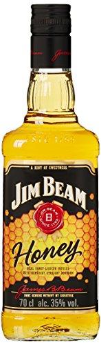 Jim Beam Honey Whiskey Likör 0,7l 35% bei [Amazon mit Prime] für