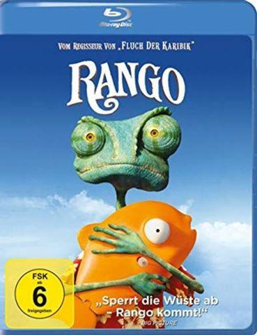 Rango (Blu-ray) für 4,99€ (Müller)