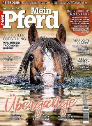 Mein Pferd Abo (12 Ausgaben) für 53,80 € mit 50 € BestChoice Universalgutschein
