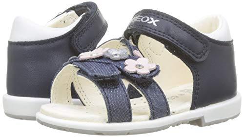 Geox B Verred C Mädchen Sandalen im Jeans-Style für 17,96€ [Amazon Prime] Größe 25 & 26