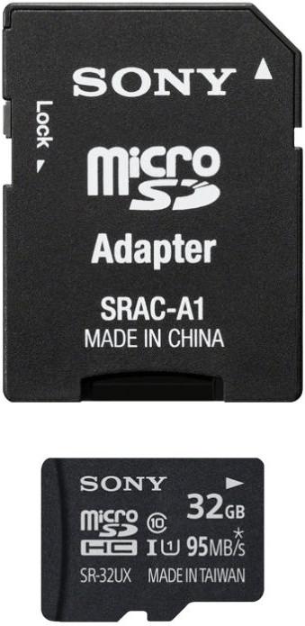 Speicherkarten-Restposten: z.B. Sony microSDHC 32GB - 5€ | HAMA UHS-II microSDHC 32GB - 7€ | Kingston Canvas React microSDXC 512GB - 95€