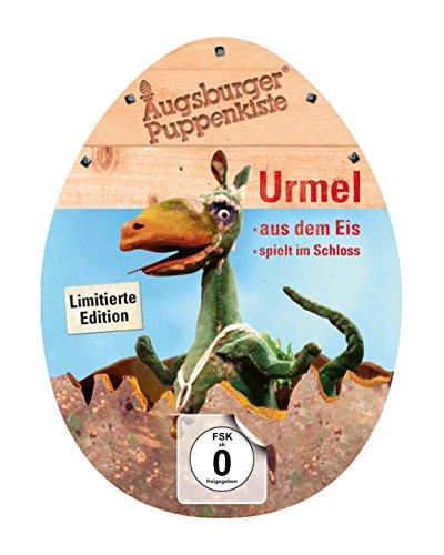 Augsburger Puppenkiste - Urmel aus dem Eis & Urmel spielt im Schloss Limitierte Edition (2 DVDs) für 9€ (Amazon Prime & Media Markt)