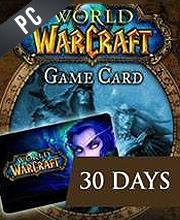 30 Tage Spielzeit für World of Warcraft (EU-Server)