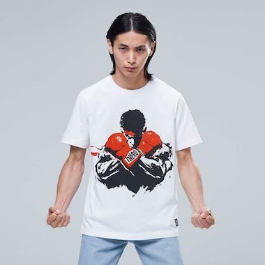 Diverse bedruckte T-Shirts jetzt für 2,90€ bei [Uniqlo]  - Super Mario - Street Fighter - Filialabholung