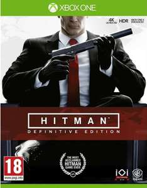 Hitman: Definitive Edition (Xbox One) für 18€ (Base.com)