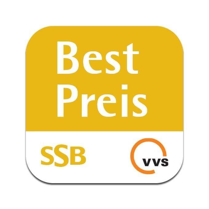 [Stuttgart] SSB BestPreis 5€ Gutschein