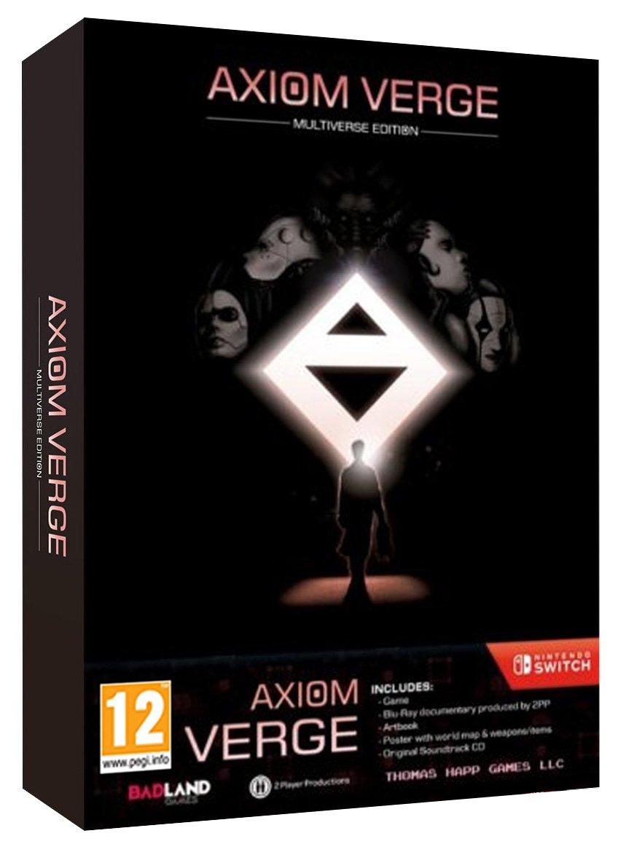 Axiom Verge: Multiverse Edition (Switch) für 15,27€ (Amazon UK)