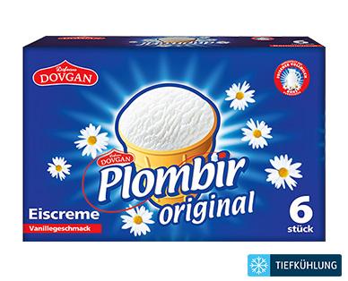 [ALDI Süd ab 19.7.] Plombir Eis Vanille Original