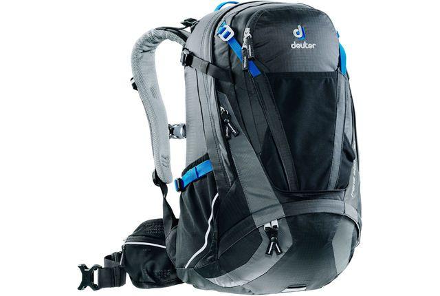 Deuter Trans Alpine 30 Backpack black-graphite [Brügelmann]