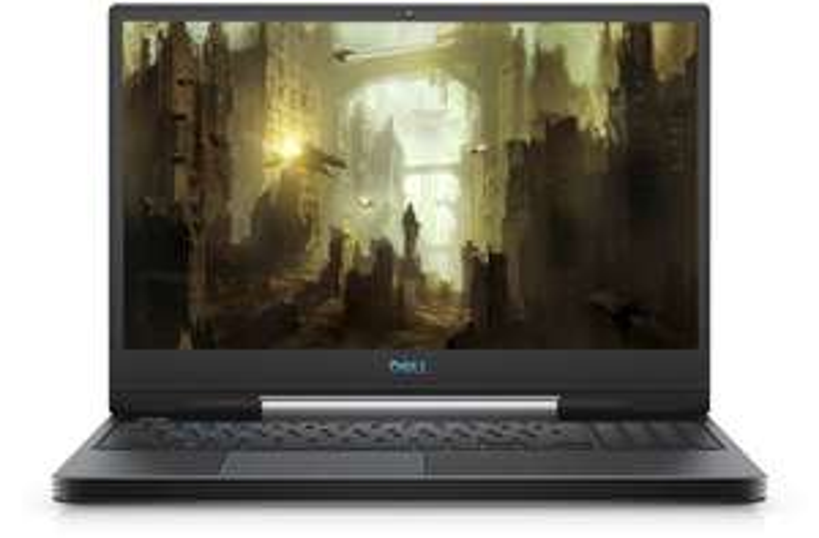 "Dell G5 15 5590 15,6"" Gaming-Laptop (IPS, 60Hz, i7-8750H, 8GB RAM, RTX 2060 6GB, 128GB SSD, 1TB HDD, Thunderbolt 3 Win 10) [650GJ]"