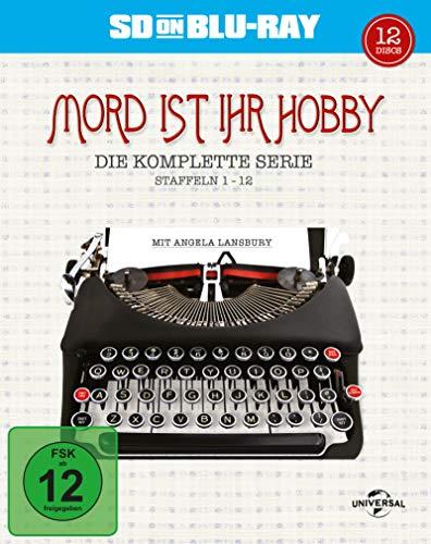 Mord ist ihr Hobby - Die komplette Serie (SD on Blu-ray) für 63,98€ (Amazon)