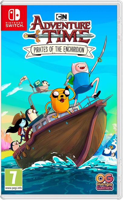 Adventure Time: Piraten der Enchiridion (Switch) für 22,13€ (Shopto)