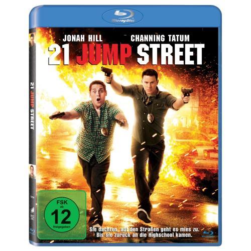 [BluRay] 21 Jump Street für 9,99€ @ Amazon.de - inkl. Versand