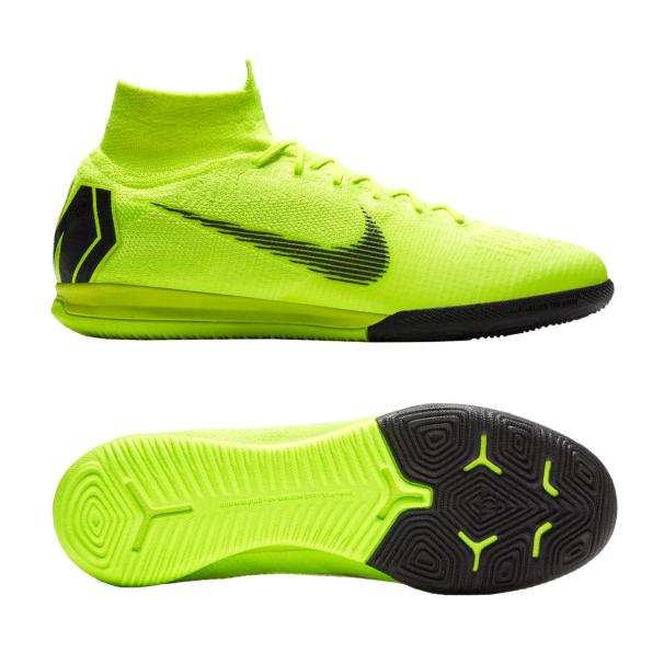 Nike Mercurial SuperflyX VI Elite IC Hallenfußballschuhe für Herren Gr. 39 - 47,5