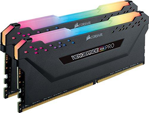 Corsair Vengeance RGB PRO 16GB (2x8GB) DDR4 3200MHz C16 - schwarz