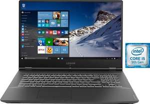 Lenovo Legion Y540-17IRH  17,3 Zoll, Intel Core i5-9300H, 16GB RAM, GTX 1650, 256 GB SSD, 1000 GB HDD, Win 10, Office 365