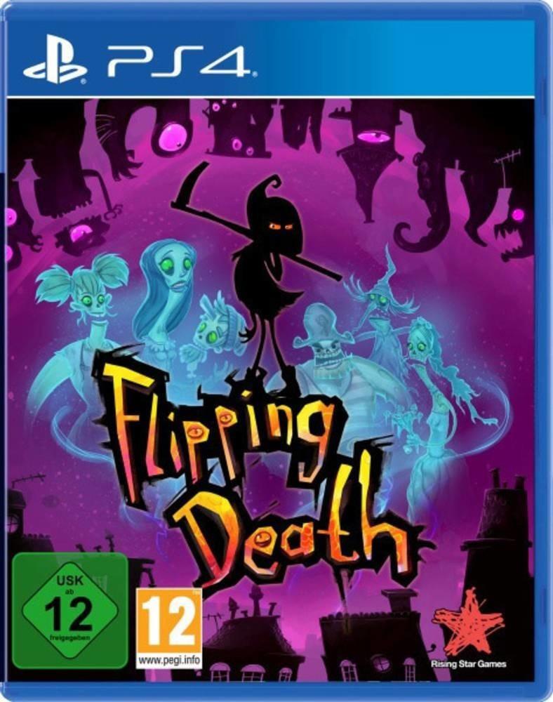 Flipping Death (PS4) für 4€ (Media Markt)