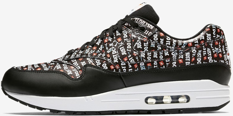 [crispbln.com] Nike Air Max 1 Premium in Schwarz von 38.5 bis 45