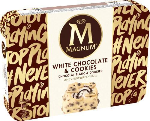 [Lidl] Magnum Eis White Chocolate & Cookies, Vegan Almond usw. für 1,88€