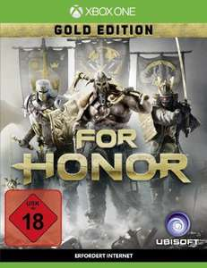 For Honor (Gold Edition) für 4€ & Sine Mora Ex fur 5€ (Xbox One) [Lokal Wunstorf]