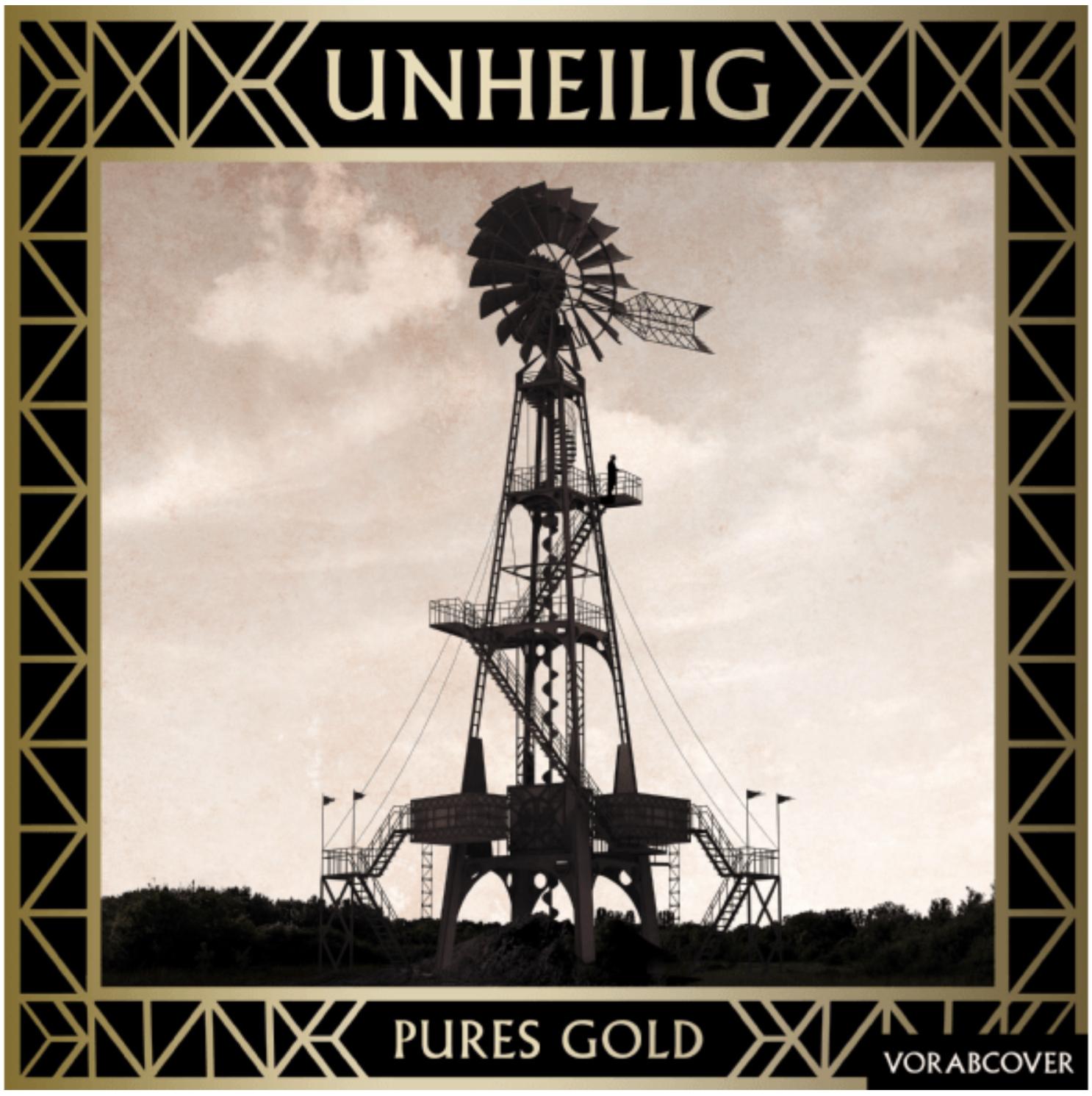 [Media Markt App] Unheilig - Best Of Vol.2 - Pures Gold [CD] für 2 Euro bei Abholung im Markt
