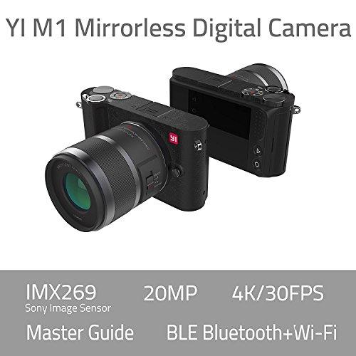 M1 Mirrorless Digitalkamera